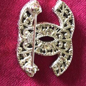 CHANEL Accessories - Chanel brooch